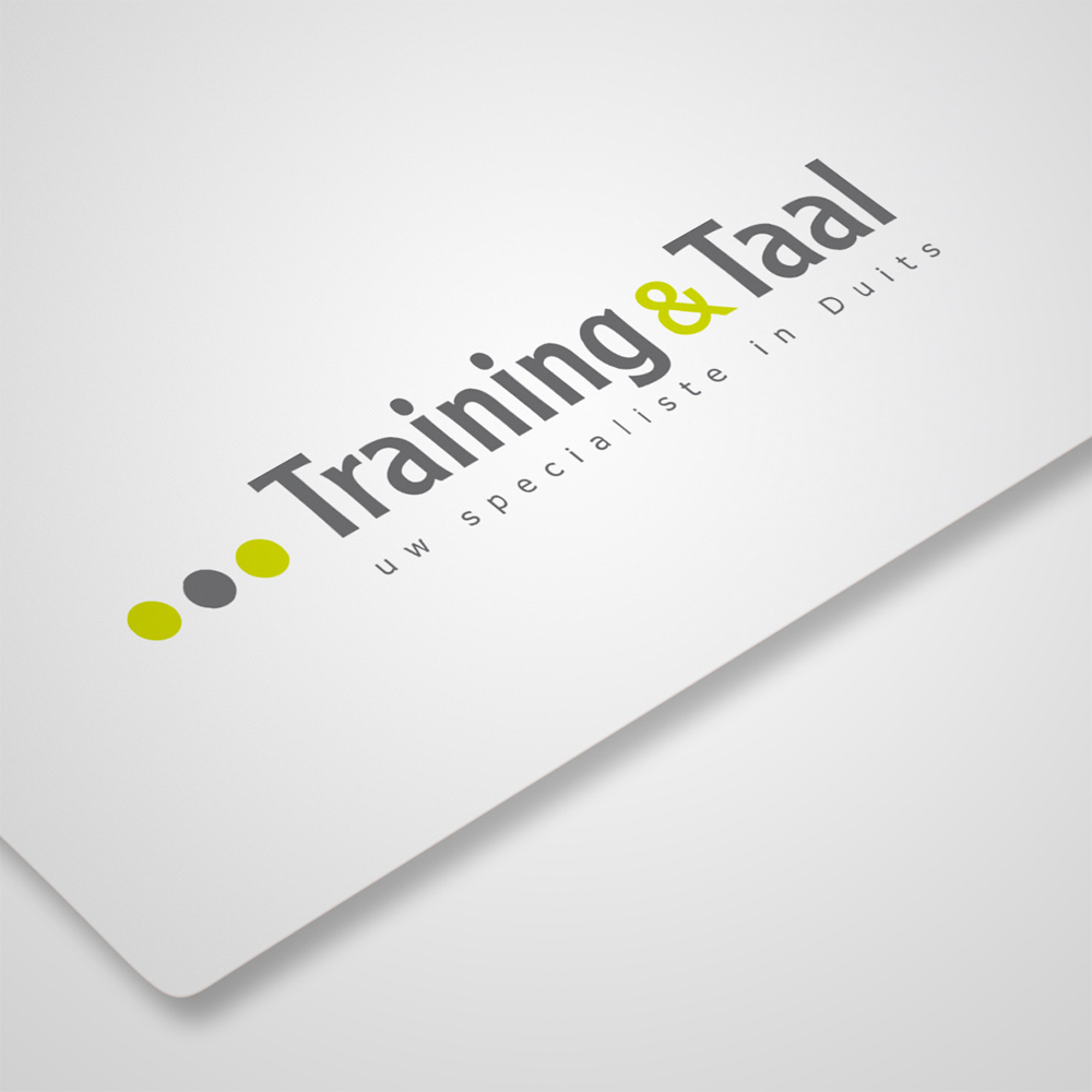Logo Training & Taal